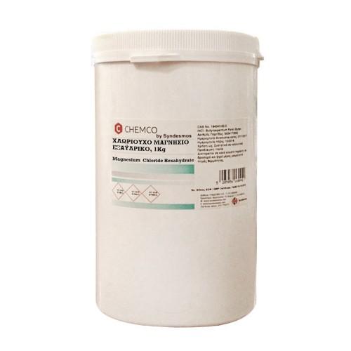 Chemco Magnesium Chloride Hexahydrate 1kg