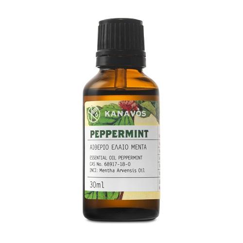 Kanavos Peppermint Essential Oil 30ml