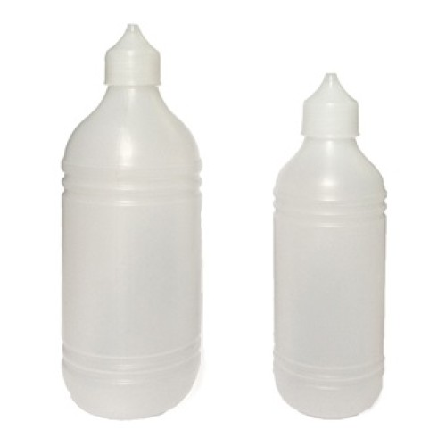 Plastic Bottle with Lid