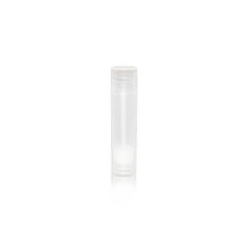 Chemco Tube Transparent Plastic Lipstick 5ml