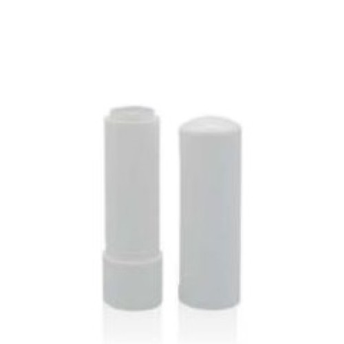 Chemco White Plastic Lipstick Tube 5ml