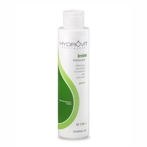 Hydrovit Intim Intimcare Liquid Cleanser for the Body and Sensitive Area 150ml