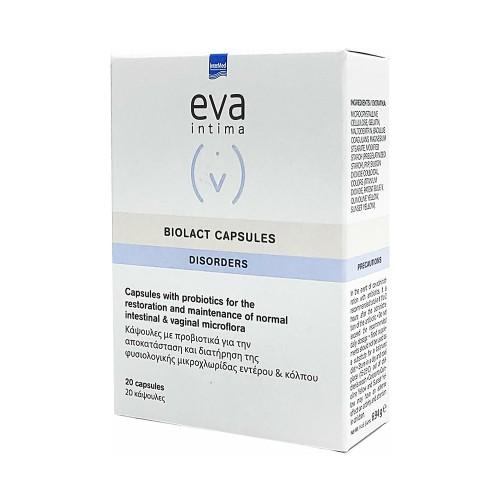Intermed Eva Intima Biolact Probiotics 20caps
