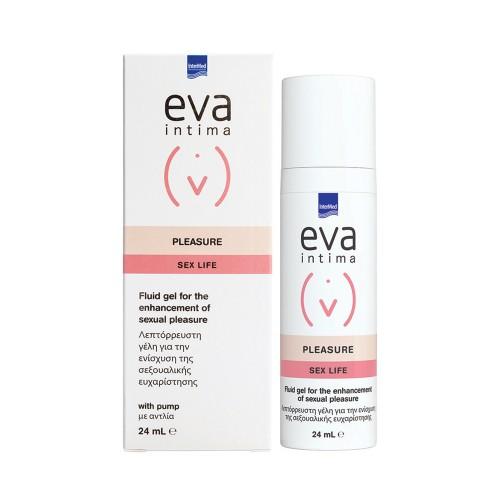 Intermed Eva Pleasure Fluid Gel for the Enhancement of Sexual Pleasure 24ml