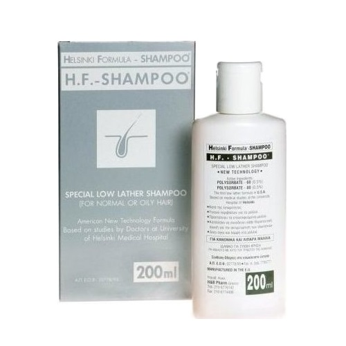 Helsinki Formula Hair Loss Shampoo For Normal & Oily Hair 200ml