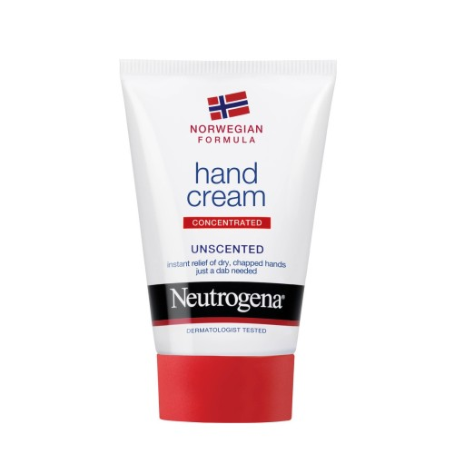 Neutrogena Hand Cream Unsented Perfumed Hand Cream, 75ml