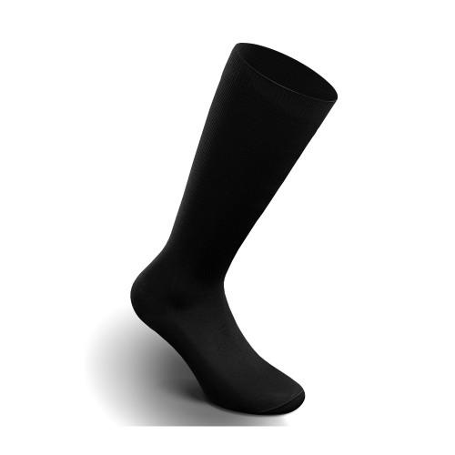 Varisan Lui & Lei Women's Socks Lower Knee 14mmHg (Black Color)