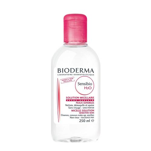 Bioderma Sensibio H2O Facial & Eye Makeup Remover 250ml
