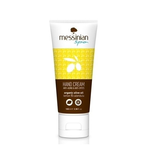 Messinian Spa Anti-Aging / Anti-Spots Hand Cream with Lemon & Calendula 100ml
