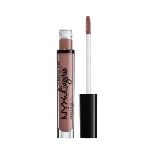Nyx Professional Makeup Lip Lingerie Liquid Matte Lipstick 15 Bustier 4ml