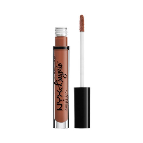 Nyx Professional Makeup Lip Lingerie Liquid Matte Lipstick 17 Seduction 4ml