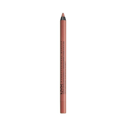 Nyx Professional Makeup Slide On Waterproof Lip Pencil 14 Nude Suede Shoes 1.2g
