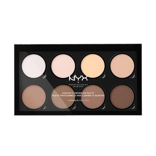 Nyx Professional Makeup Highlight & Contour Pro 8x2.7g