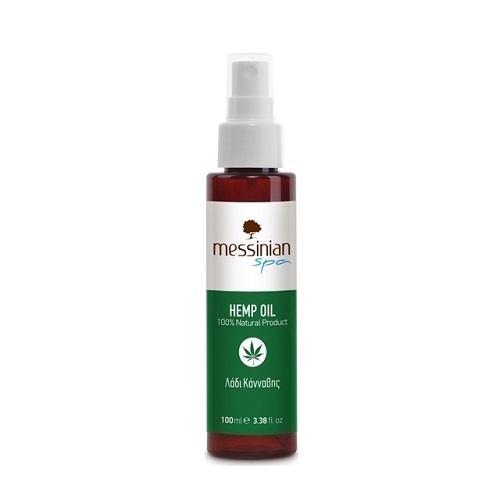 Messinian Spa Cannabis Oil 100ml