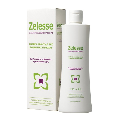 Zelesse Intim Wash 250ml
