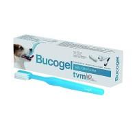 Bucogel Σετ Οδοντόκρεμα + Βούρτσα Dog&Cat