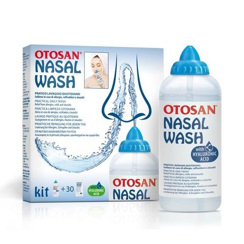 Kite Hellas Otosan Nasal Wash Practical Vial + 30 Sachets