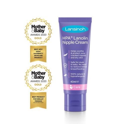 Lansinoh HPA Lanolin for Nipple Care 40ml