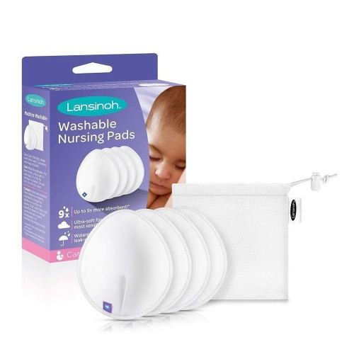 Lansinoh Washable Nursing Pads 4pcs