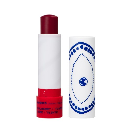 Korres Lip Balm Mulberry Tinded 4.5g
