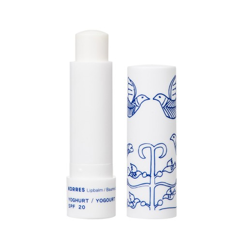 Korres Lip Balm Yoghurt SPF20 4.5g