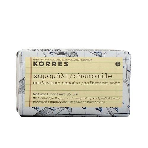 Korres Chamomile Soap For Sensitive Skin 125gr