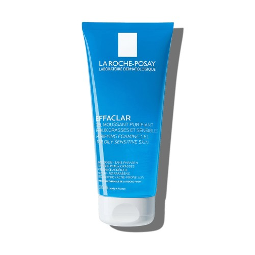 La Roche Posay Effaclar Purifying Foaming Gel for Acne-Prone Skin 200ml
