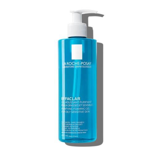 La Roche Posay Effaclar Gel Facial Wash for Oily Skin 400ml