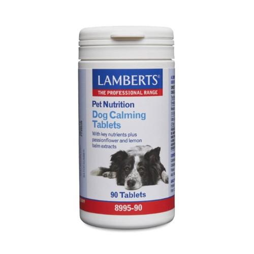 Lamberts Pet Nutrition Dog Calming 90tabs
