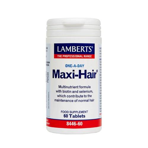 Lamberts Maxi Hair for Healthy Skin Hair and Nails 60tabs