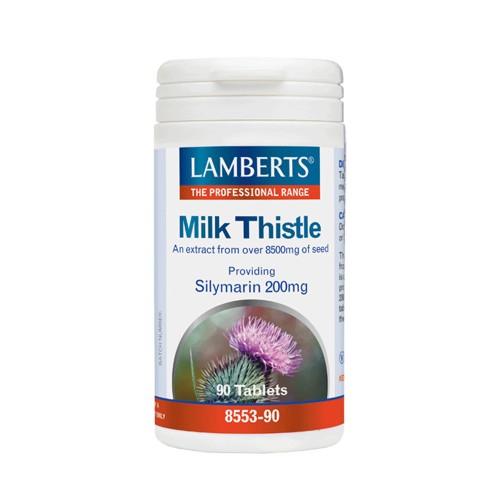 Lamberts Milk Thistle 8500mg 90caps