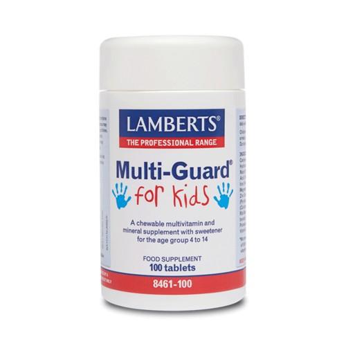 Lamberts Multi Guard for Kids 100tabs