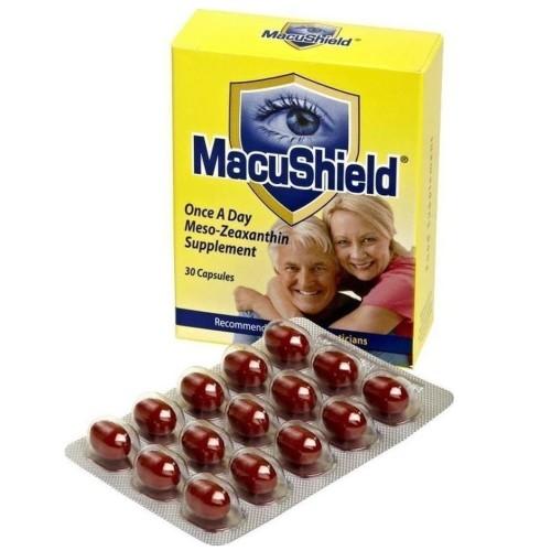 Macushield Eye Health Supplement 30 capsules