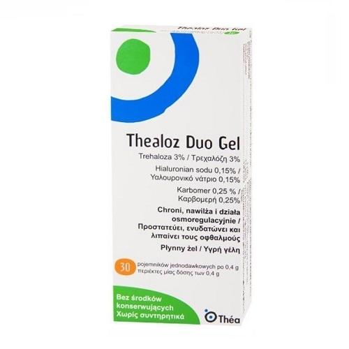 Thea Synapsis Thealoz Duo Gel 30 x 0.4gr