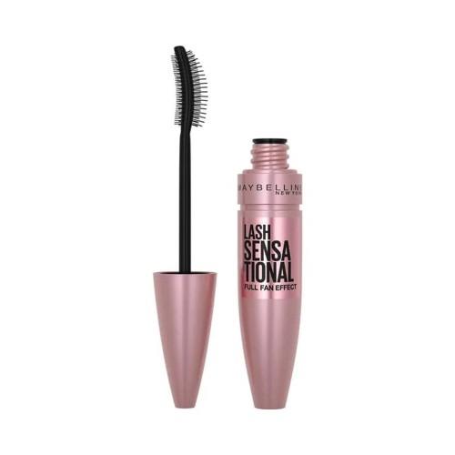 Maybelline Lash Sensational Washable Mascara Full Fan Effect Very Black 9.5ml