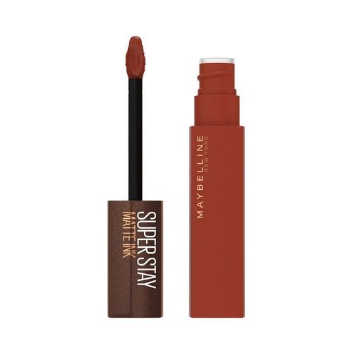 Maybelline Super Stay Matte Ink Liquid Lipstick Coffee Edition 270 Cocoa Connoisseur 5ml