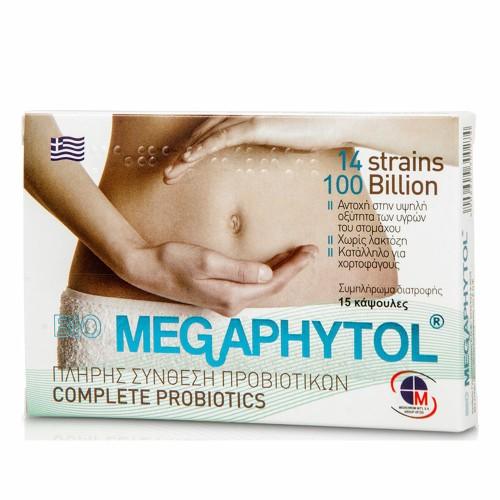 Medichrom Bio Megaphytol Complete Probiotics 15caps