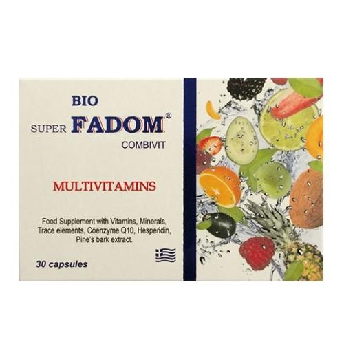 Medichrom Bio Super Fadom Combivit Multivitamins 30caps