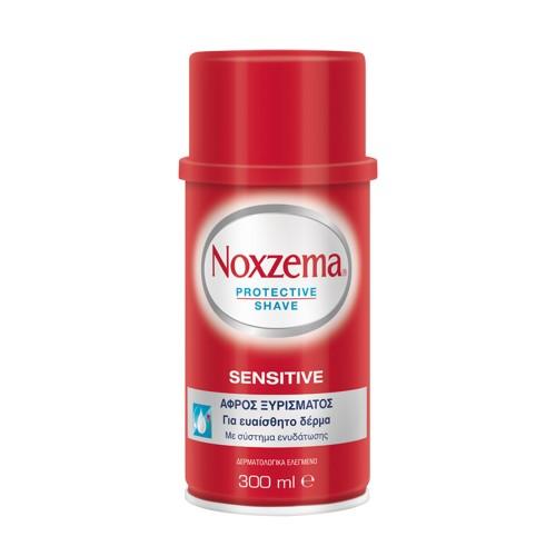Noxzema Sensitive Shaving Foam 300ml