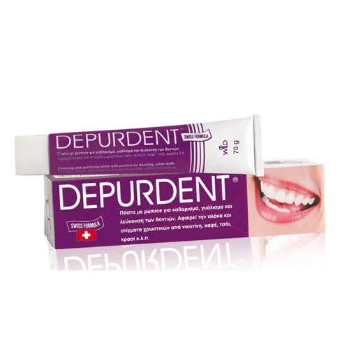 Emoform Depurdent Whitening Toothpaste 50ml