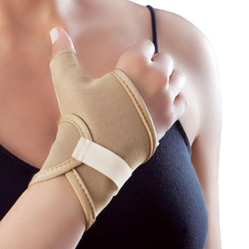 Anatomic Help 3070 Wrist & Thumb Bracket Beige (Medium) Color, 1pcs
