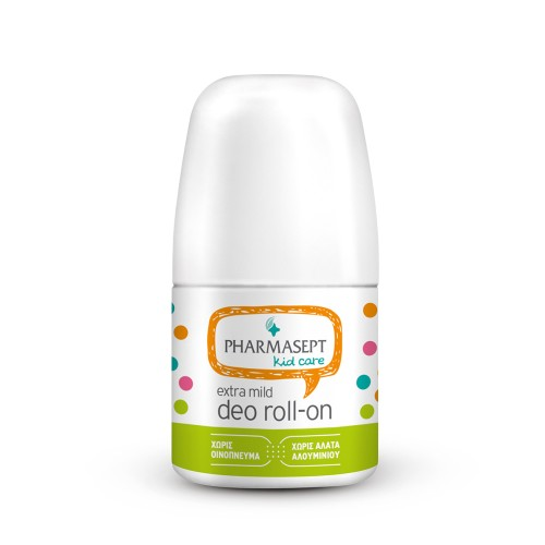 Pharmasept Extra Mild Deo Roll-on for Children and Teenagers 50ml