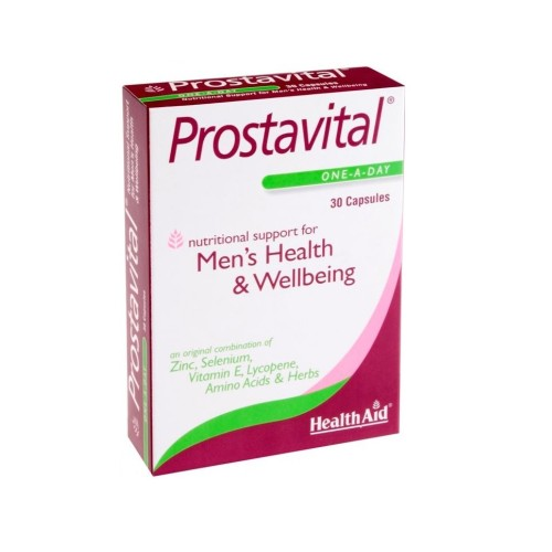 Health Aid Prostavital 30 capsules