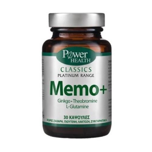 Power Health Classics Platinum Memo + 30 capsules