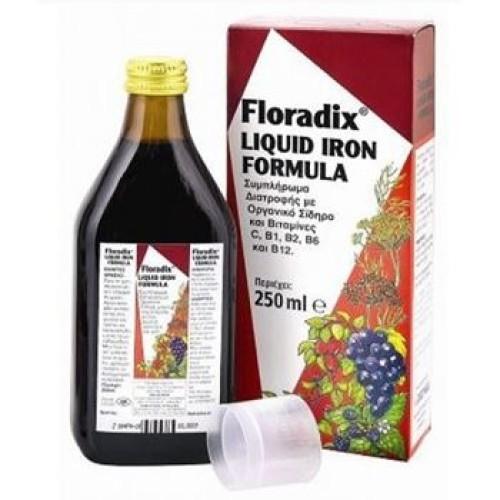 Power Health Floradix Liquid Iron Formula 250ml