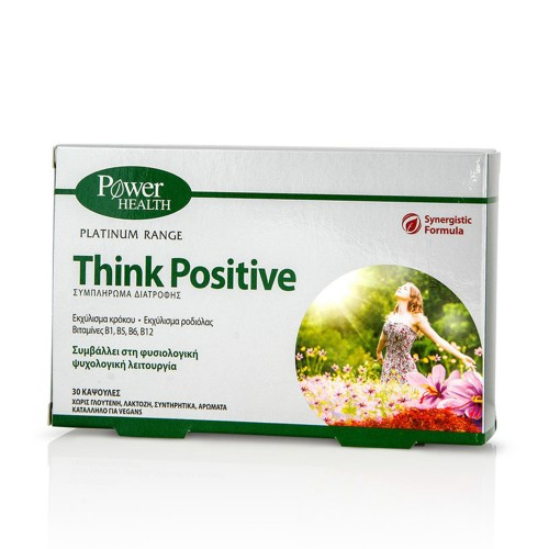Power Health Think Positive for Normal Psychological Function 30caps