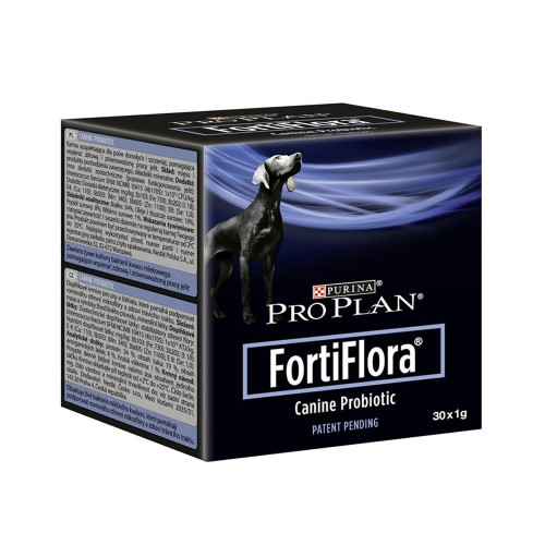 Purina Pro Plan FortiFlora Canine Probiotic for Dogs 30x1g