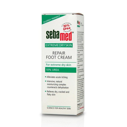 Sebamed Extreme Dry Skin Repair Foot Cream 10% Urea 100ml