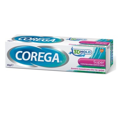 Corega 3D Hold Super 40g