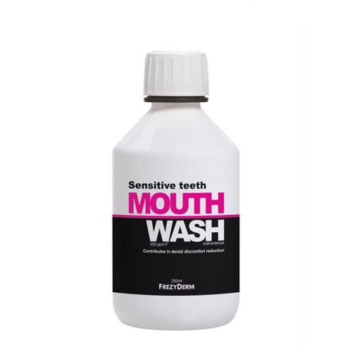 Frezyderm Mouthwash Sensitive Teeth Oral Sensitive Teeth 250ml